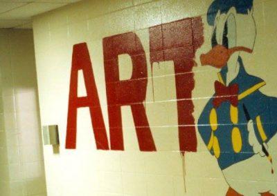 Art Room Mural