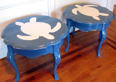 Sea Turtle Tables